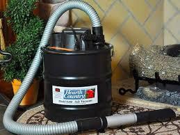 fireplace ash vacuums
