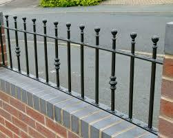 decorative railings. regent railing from our standard range decorative railings