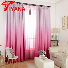 drapes for bedroom. tiyana purple gradient blackout curtains for living room modern solid pink window curtain drapes bedroom blue