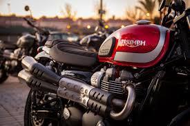 2017 triumph scrambler first ride review