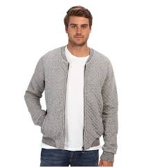 Cheap Quilted Bomber Jacket Men, find Quilted Bomber Jacket Men ... & Get Quotations · Home Alone Quilted Bomber Jacket Adamdwight.com