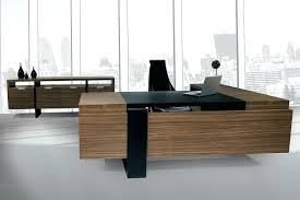 modern wood office furniture. Modern Wood Office Furniture Computer Desk Chair U Shaped Executive Presidential N