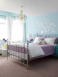 Purple Bedroom Blue Bedroom Decorating Tips And Photos