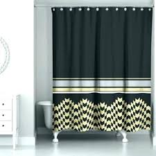 white and gold shower curtain white and gold shower curtain gold shower curtain bathroom random black