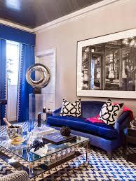 Cobalt Blue And White Living Room Ideas Conceptstructuresllc Com
