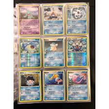 Kompletter PokeDex - Generation 3 - Pokemon Karten Nummer 252 bis 386