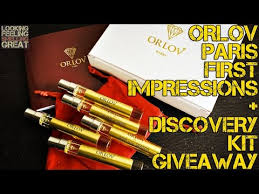 <b>Orlov Paris</b> First Impressions + Discovery Kit Giveaway (CLOSED ...