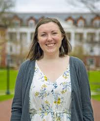 Allegheny College Senior Megan Arnold Awarded Dr. James H. Mullen, Jr.  Student Prize for Civility in Public Life | News Center | Allegheny College