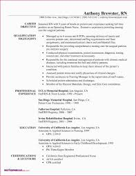 Entry Level Registered Nurse Resumes Sample Resume For Entry Level Registered Nurse 23 Luxury Entry Level