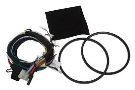 hdwh2 aftermarket 2 channel harley davidson wiring harness for use with mud series 2 channel amplifiers mtx audio serious about sound