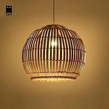 pendant ceiling light shades rattan ceiling lamp bamboo wicker rattan globe shade pendant ceiling light hanging