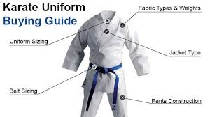 Karate Uniforms Everything You Need To Know Before Purchasing
