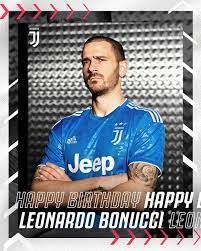Juventus - Happy 33rd birthday to Leonardo Bonucci 🦁🎂 🗞...