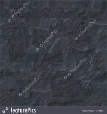 Texture Seamless Black Stone Texture Stock Illustration I3117676