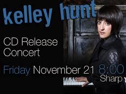 "KELLEY HUNT 'The Beautiful Bones"" STL CD RELEASE CONCERT - The Wildey  Theatre in Edwardsville, Illinois"