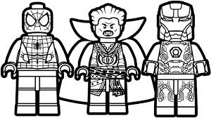 Lego Coloring Pages With Batman Website Also Building Books Kids