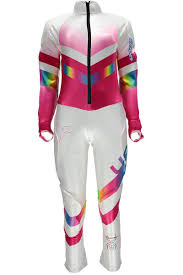 Design Your Own Ski Racing Suit Spyder Girls Performance Gs Race Suit Lindsey Vonn 2