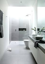 modern white bathroom ideas. Interesting Ideas Modern Grey And White Bathroom Ideas Fed Onto Perfect In Home Decor  Category   To Modern White Bathroom Ideas S