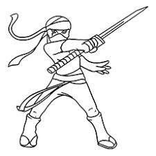 Small Picture Top 20 Free Printable Ninja Coloring Pages Online