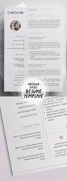 31 Best Resume Business And Career Images On Pinterest Resume