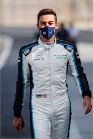 George russell's superb 2022 form has been rewarded with a move to world champions mercedes. George Russell Williams 2021 Poster Online Bestellen Posterlounge De