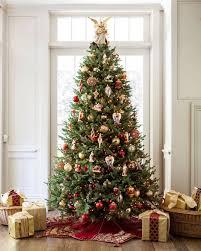 Noel Glass Bauble Set Balsam Hill. Merry Memories Deluxe Christmas Tree ...