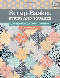 15 best Quilt Books images on Pinterest | Easy quilts, Quilt ... & Scrap-Basket Strips and Squares: Quilting with 2 1/2