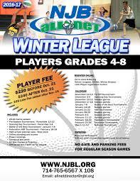 2016 17 winter all net national junior basketball coaches handbook