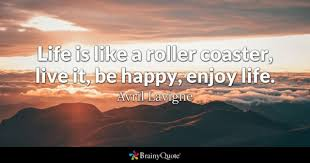 Enjoy Life Quotes Delectable Enjoy Life Quotes BrainyQuote