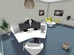 Visualize Your Office Design In 40D Interesting Office Design Online