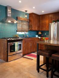 Red Kitchen Paint Red Kitchen Cabinets Pictures Ideas Tips From Hgtv Hgtv