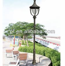 Small Picture China Classic Design 240v Led Garden Lightgarden Lighting Pole