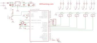 wiring diagram 2 volume 1 tone images wiring diagram infrared remote control extender dpdt relay wiring