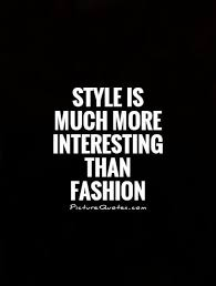 style quotes