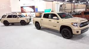 New Sand Color Toyota 4Runner TRD PRO & Tundra TRD PRO Quicksand ...