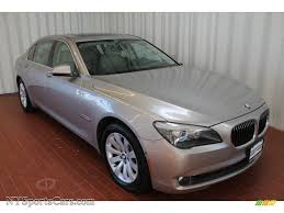 Coupe Series 2010 bmw 750 for sale : 2010 BMW 7 Series 750Li xDrive Sedan in Cashmere Silver Metallic ...