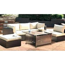 conversation sets garden treasures fire pit lovely contemporary patio furniture at ca skytop chairs