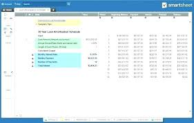 Create Daily Amortization Schedule Compound Interest Excel In ...