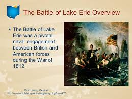 Image result for the Battle of Lake Erie.