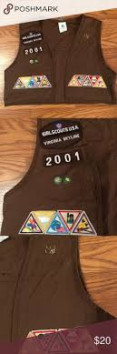 7 Best Brownie Vest Images Brownie Vest Brownie Girl