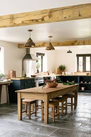 Handsome Custom Country Kitchen on a Budget Modern country