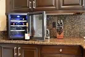 countertop countertop wine coolers