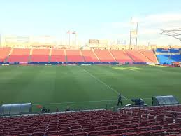 Toyota Stadium Football Seating Chart Toyota Stadium Section 105 Fc Dallas Rateyourseats Com