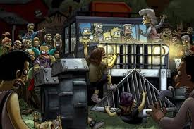 Watch The Simpsons Season 20 Episode 4 U2013 Treehouse Of Horror XIX The Simpsons Treehouse Of Horror 20