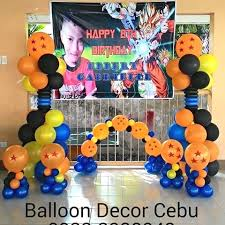 Dragon Ball Z Decorations Dragon ball z party decorations contemporary danburryhardware 8