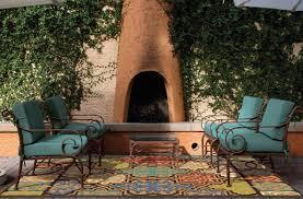 beautiful colorful 9 12 indoor outdoor rug