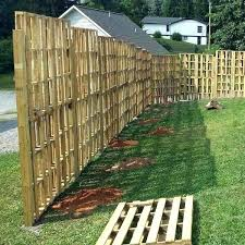 Simple and cheap privacy fence design ideas Backyard Easy Fence Ideas Easy Old Wooden Pallet Fence Ideas Pallets Designs Privacy Wood Medium Size Of Easy Fence Ideas Privacy Fence Ideas Cheap Build Simple Fences