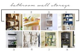 reader dilemma storage for a small bathroom