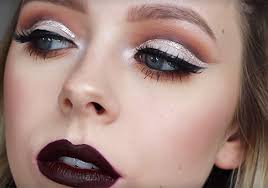 trend talk glitter cut crease style etcetera