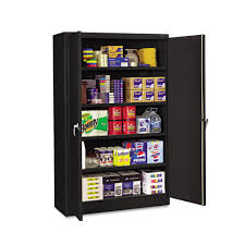 Grainger Vending Machines Mesmerizing Assembled Jumbo Steel Storage Cabinet 48w X 48d X 48h Black
